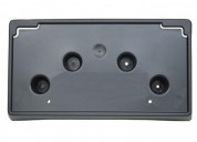 Replace license plate bracket-front- gm1068134