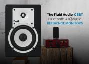 Fluid audio c5bt – bluetooth 4.0 studio reference