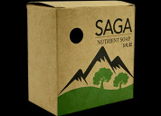 Get crafted custom soap boxes packaging