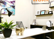 Office space rental the woodlands | cubic-cowork