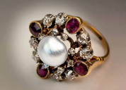 Victorian jewelry- the perfect glitter for every o