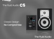 The fluid audio c5 - classics design no compromise
