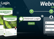 Download and activate webroot - uswebrootcosafe