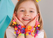 Pop beads for girls, snap pop bead jewelry making