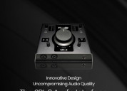 The sri - 2 audio interface - uncompromising audio