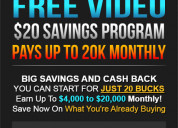 Earn $100 to $500 every single day