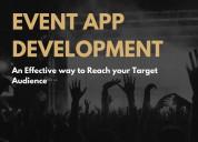 Event management app development | top event app d
