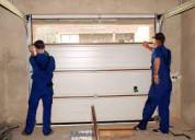 Overhead garage door spring repair in raleigh