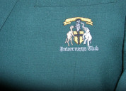 Add your name on custom embroider suit jackets fro