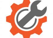 Automotive service shop software