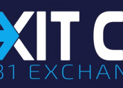 California commercial land services provider- exit