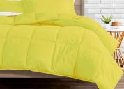 Cotton comforter sets