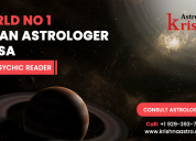 Astrologer krishna - expert astrologer in usa