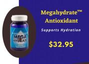 Megahydrate supplement-for nutrient replenishment