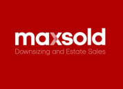 Online auction in ma | maxsold inc.