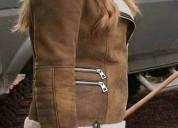 Virgin river leather jacket alexandra breckenridge