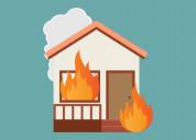 Fire damage repair in savannah – some basic tips