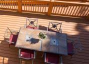 Luxury vacation house rentals venue