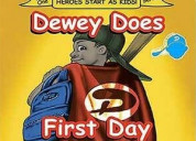 Shop online dewey does first day books
