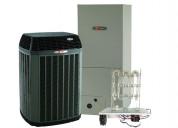 Trane 5 ton 19 seer v/s heat pump communicating
