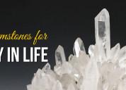 Best gemstones for energy in life
