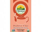 Buy online diabetic chai (tea) in italy,europe,usa