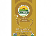 Buy online ginger chai (tea) in italy,europe,usa