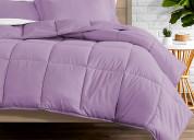 Lavender comforter sets