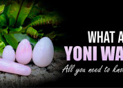 Know the uses of yoni wands