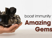 Get these gemstones to boost your immunity