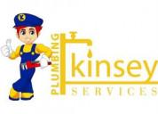 Kinsey plumbing services