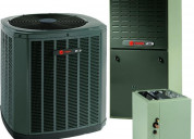 Trane 4 ton 16 seer gas system includes