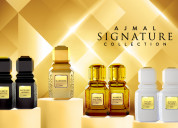 Have you ever used ajmal perfume