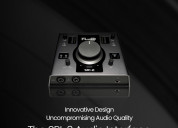 The fluid audio - sri 2 audio interface