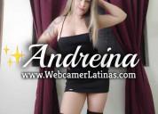 Andreina sexy latina