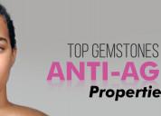 Top gemstones with anti-aging properties