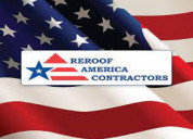 Repairing your roof right | reroof america
