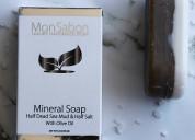 2 in 1 revolutionary monsabon handmade soap bars-