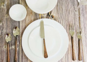 Trendy & stylish contemporary dinnerware sets usa