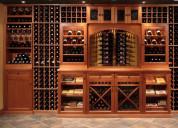 Wine cellar design   wine cellars of houston