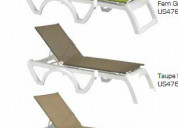 Need replacement slings for chaise lounge?