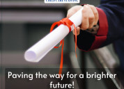 Paying the way for a brighter future!