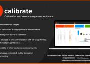 Calibrate | simplify calibration asset management