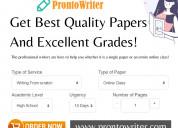 Best pronto writers