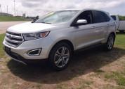 2016 ford edge titanium awd ecoboost-$16,066
