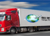 Raj international cargo packers and movers |779001