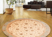 Best round rugs - rugknots.com