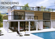 3d rendering for home