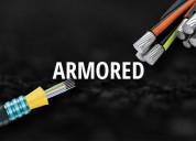 Pre-terminated fiber optic cable - falcon tech