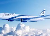 El al reservations | flight booking | deals